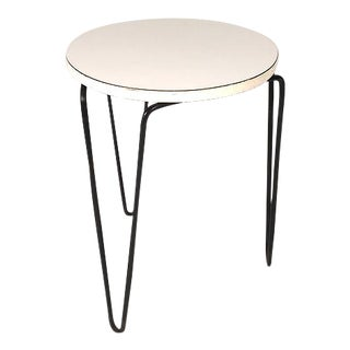 Original Florence Knoll Hairpin Stacking Table