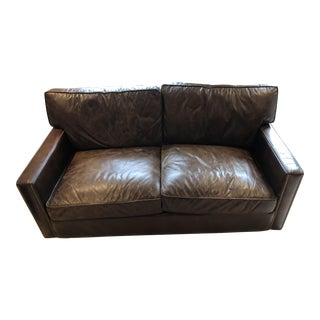 Larkin Two Seater Leather Sofa
