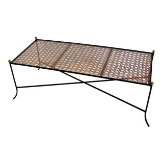 Jean Royere-Style Coffee Table For Sale