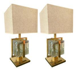 Image of Family Room Lamp Shades
