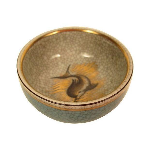 Danish Mid-Century Celadon Bowl - Image 1 of 2