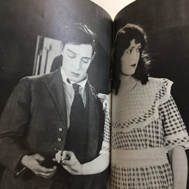 """1970 """"Buster Keaton"""" David Robinson Book For Sale - Image 9 of 11"""