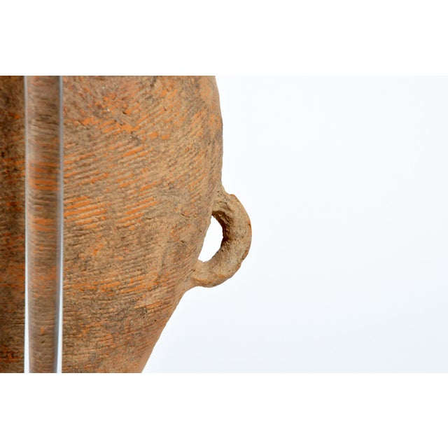 Neolithic Jar on Stand For Sale - Image 10 of 13