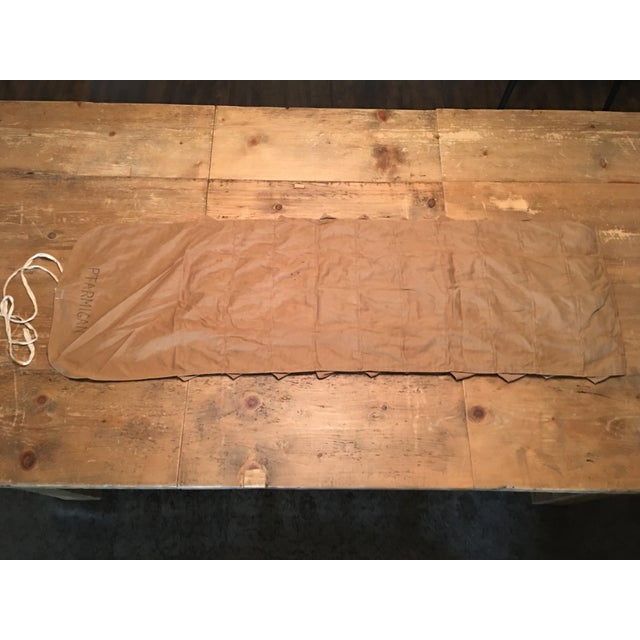 Vintage English Tool Roll For Sale - Image 4 of 10