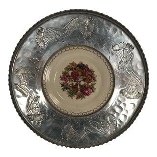 Triumph Limoges Plate
