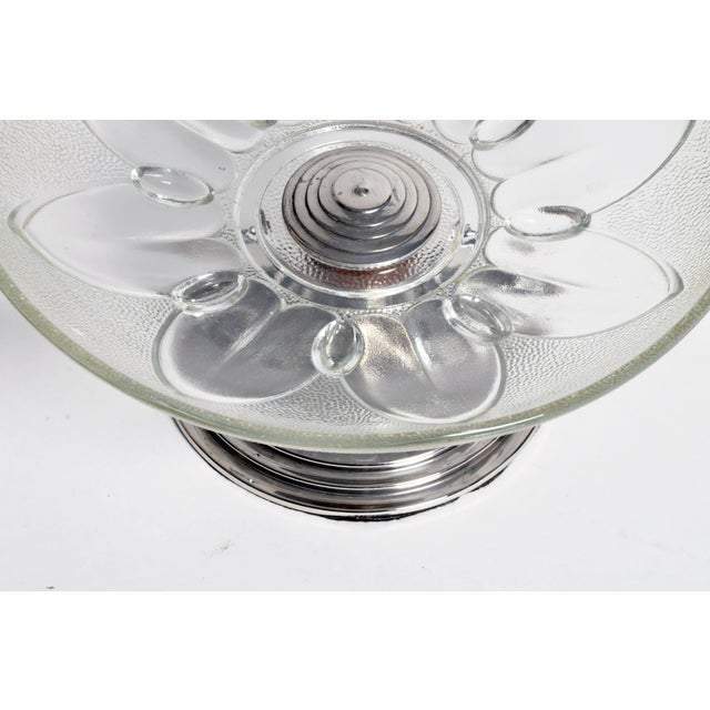 Glass Candy Dish For Sale - Image 9 of 10