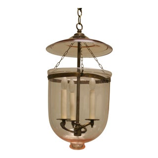 1950s Vintage Bell-Jar Lantern For Sale