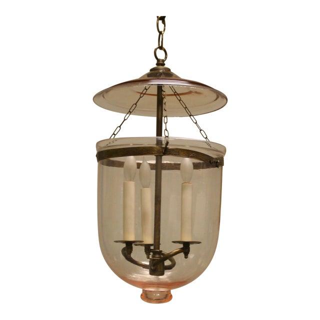 1950s Vintage Bell-Jar Lantern For Sale