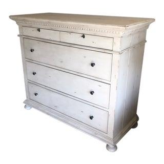 Restoration Hardware St. James 5-Drawer Dresser For Sale