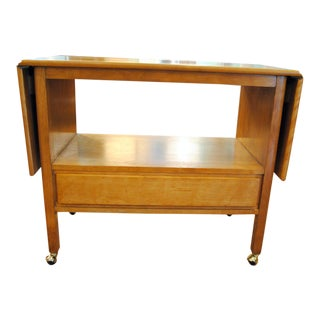 Mid-Century Modern Bar Cart by Conant Ball Co.