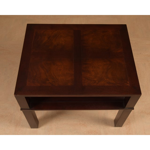 Mid-Century James Mont Style End Tables - A Pair For Sale In Philadelphia - Image 6 of 7