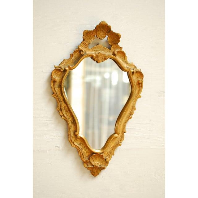 Venetian Rococo Gilt Mirror - Image 2 of 5