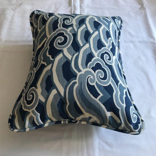 Sarah Richardson for Kravet Lumbar Pillow For Sale In Cincinnati - Image 6 of 8