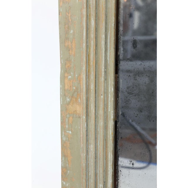 French Painted Mirror For Sale - Image 12 of 13