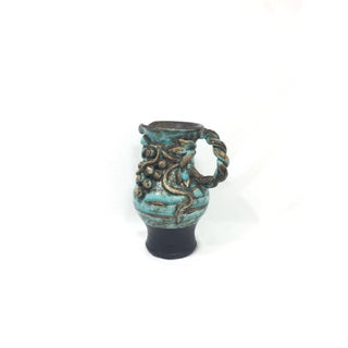 Turquoise Pottery Jug Preview
