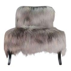 Zermatt Goat Hair Chair
