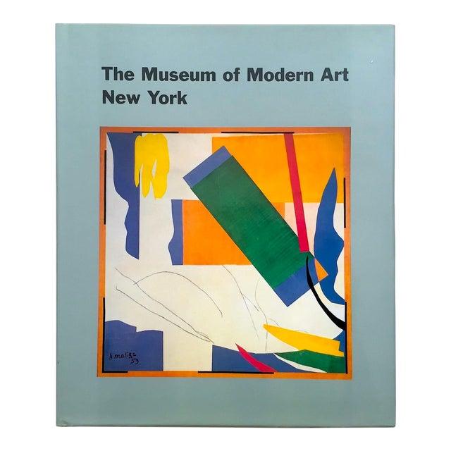 """ Museum of Modern Art New York "" Vintage 1997 Extra Large Landmark Volume Hardcover Modern Art Book For Sale"
