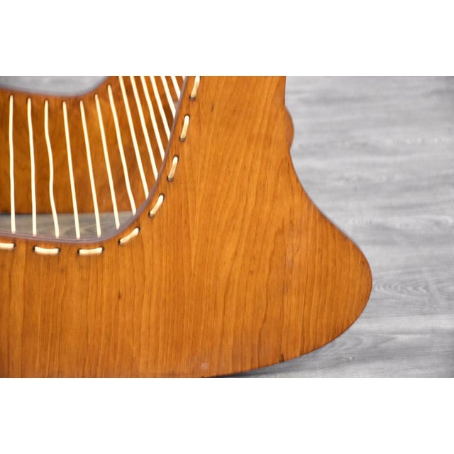 Tubbs Modern Low Lounge Chair Designed by Carl Koch For Sale In Boston - Image 6 of 8