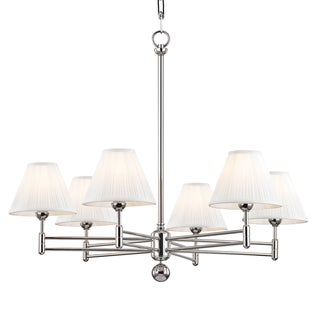 Classic No.1 6 Light Chandelier Preview