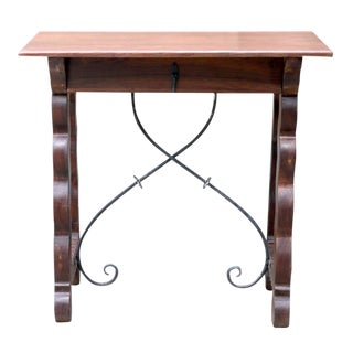 Spanish Colonial Tavernera Side Table