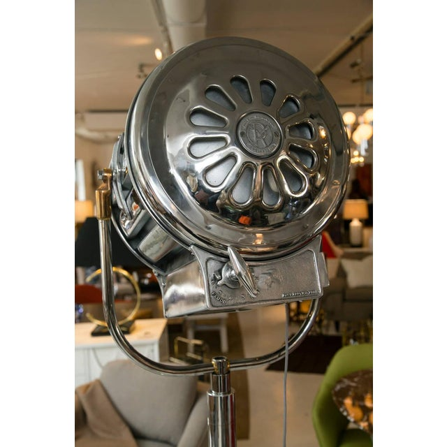 Pair of Mid-1940s, Mole-Richardson Motion Picture Lamps - Image 4 of 9