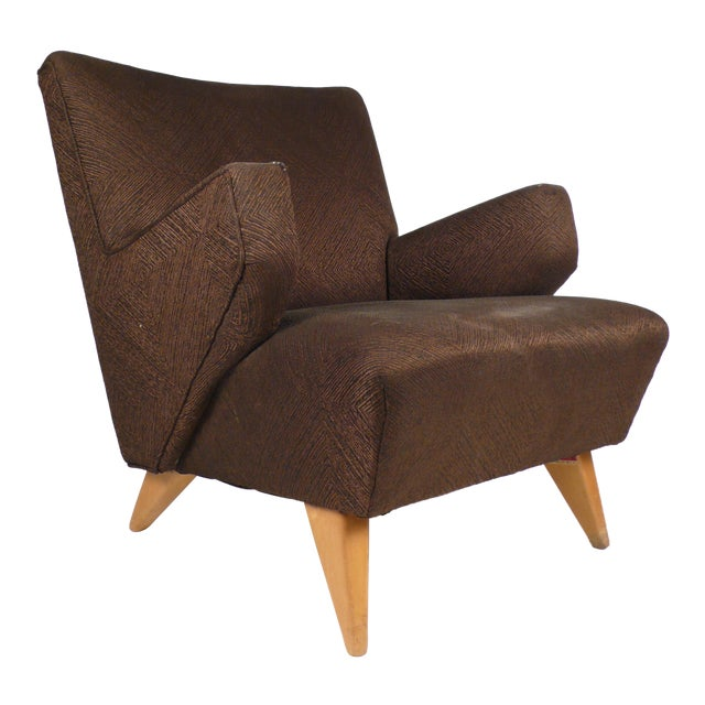 Early Lounge Chair by Jens Risom For Sale