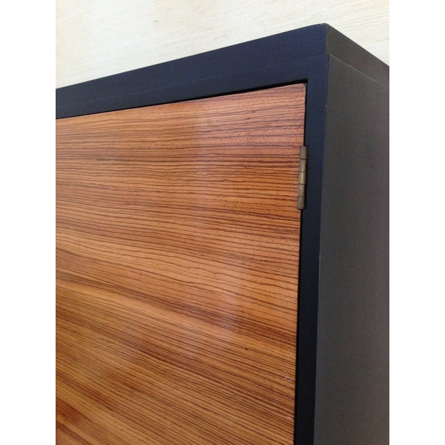 Rosewood Art Deco French Cabinet - Image 2 of 8