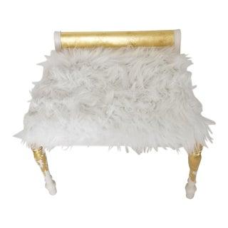 Magical Princess Vintage Vanity Bench For Sale
