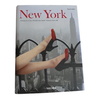 Taschen New York Coffee Table Book For Sale