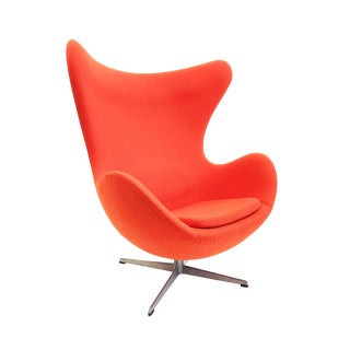 The Egg Chair by Arne Jacobsen For Sale