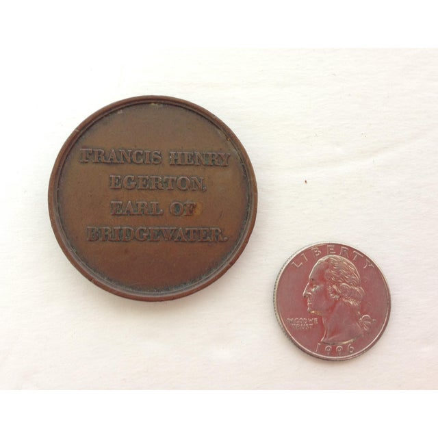 Vintage Medal Medallions & Paperweights - Set of 5 - Image 9 of 9