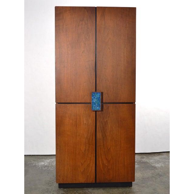 Richard Thompson Stereo Cabinet or Bar by Glenn of California - Image 4 of 11