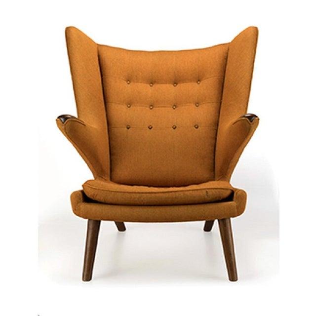 Hans Wegner Papa Bear Chair For Sale In New York - Image 6 of 6
