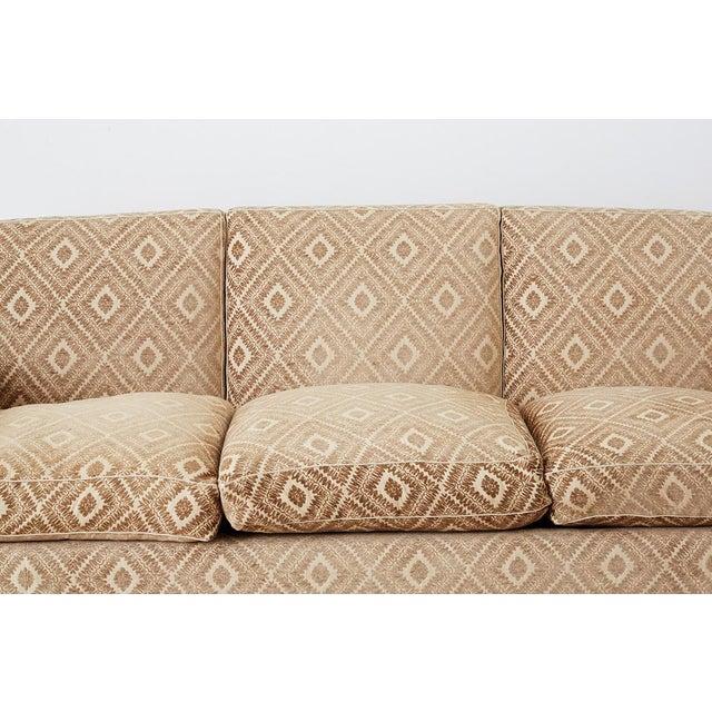 2000 - 2009 Jonas New York English Style Three-Seat Sofa For Sale - Image 5 of 13