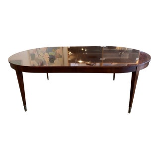 Baker Furniture Thomas Pheasant Dining Table For Sale