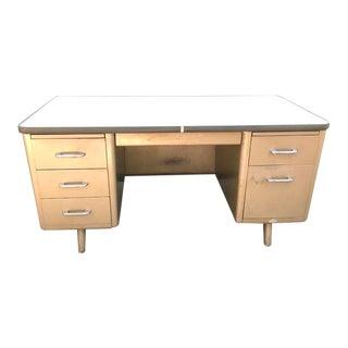 Industrial All Steel Equipment Inc. Tanker Desk For Sale