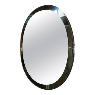 Italian Crystal Art Wall Mirror
