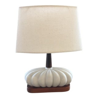 Mid-Century Accent Table Lamp For Sale
