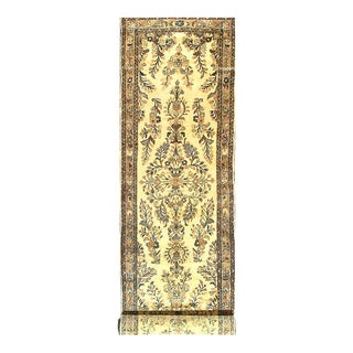 Early 20th Century Antique Persian Hamadan Rug - 2′10″ × 16′5″ For Sale