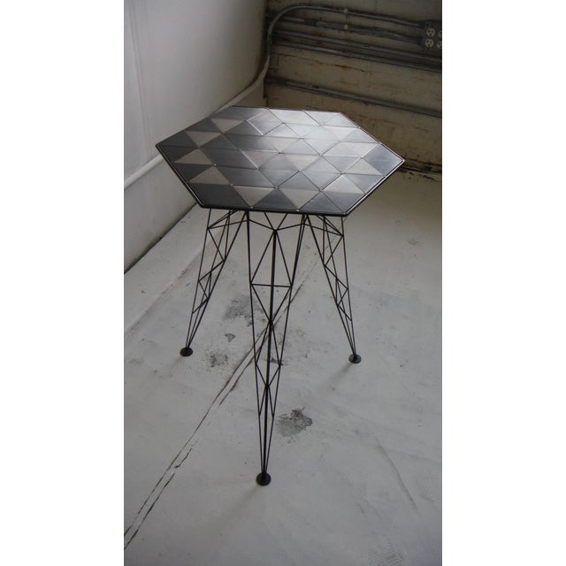 Art Deco Gueridon Side Table For Sale - Image 3 of 6