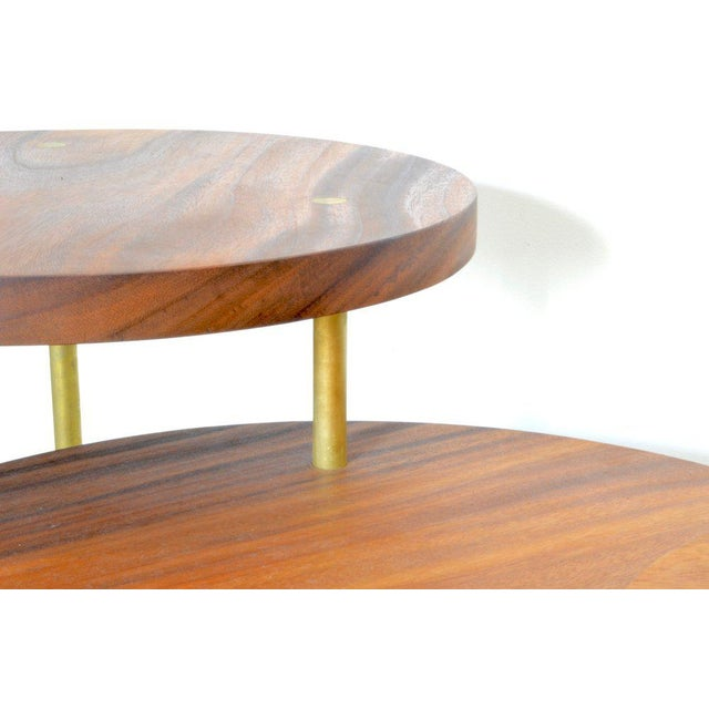 2010s Oz|shop Monkey Pod Coffee Table For Sale - Image 5 of 6