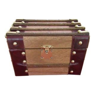 Jewelry Storage Trunk Box For Sale