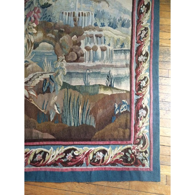 Early 19th Century Antique Tapestry - Image 3 of 7