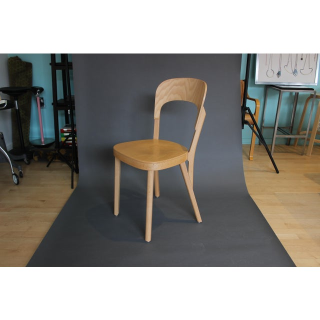 Modern Gebrueder T1819 107 Chair For Sale In Chicago - Image 6 of 7