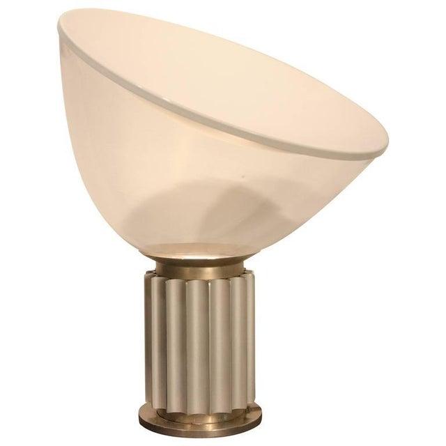 Taccia Blown Glass Lamp - Image 1 of 9