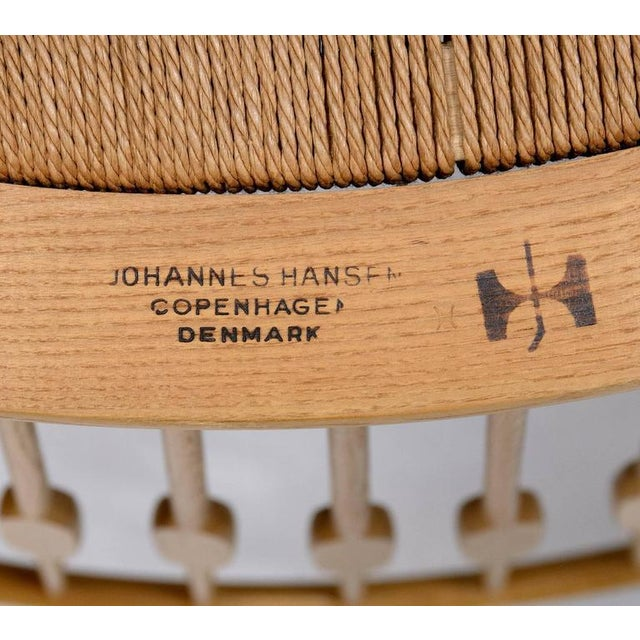 "Hans Wegner ""Peacock"" Chair For Sale - Image 9 of 9"