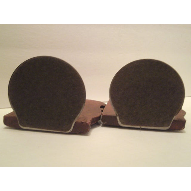 1930's-40's Syroco Bookends - Image 6 of 8