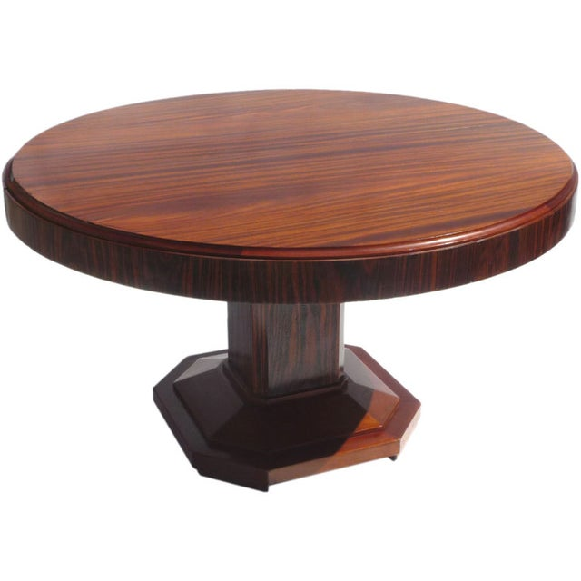 Louis Majorelle Dining Table - Image 1 of 6