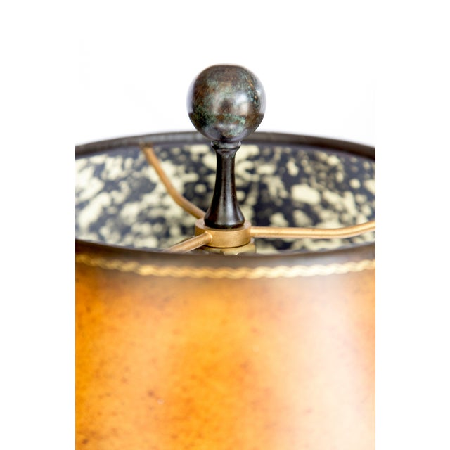 Maitland Smith Table Lamps - Pair - Image 5 of 10
