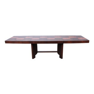 Gilbert Rohde for Herman Miller Art Deco Extension Dining Table, 1937 For Sale